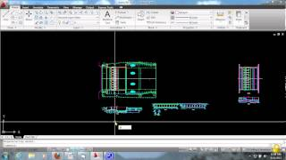 Structures Software:  Draw Drawings & Print Scaled Construction Auto Cad Detailed Drawing.