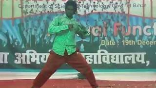 Fusion dance by 2k12