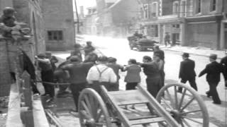 Fire In Carentan, 06/11/1944 (full)