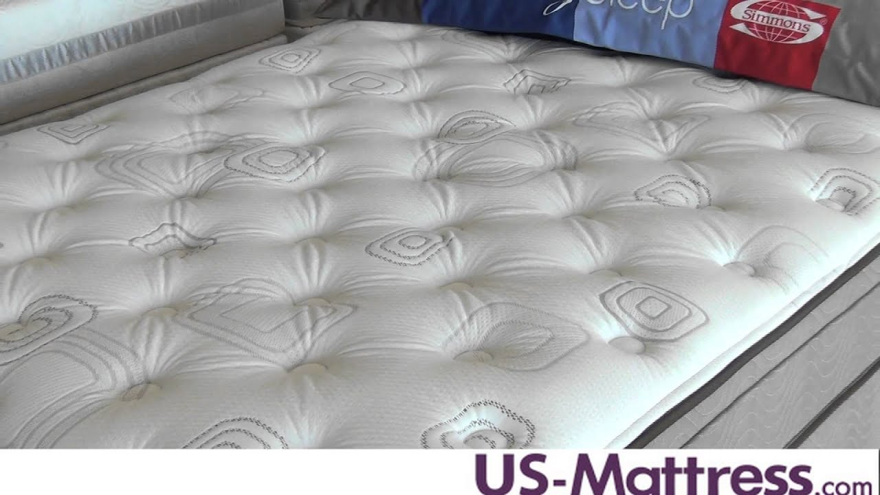 what is the difference between a pillowtop and a eurotop mattress