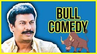 Rajini Murugan - panchayathu  Bull Comedy | Sivakarthikeyan | Keerthy Suresh | D.Imman