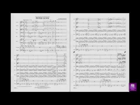 Peter Gunn by Henry Mancini/arr. Stephen Bulla