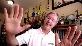 Instrumental Ukulele: Here Comes the Sun and Simple Gifts