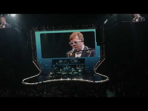Elton John - Bennie And The Jets (Live In Detroit, 2018)