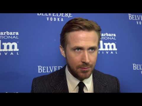 Ryan Gosling at Santa Barbara International Film Festival 2017