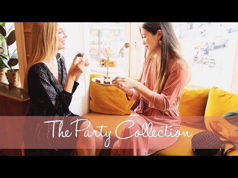 The Party Collection Part 2 - AW18 - Sienna Goodies