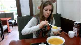 Pumpkin Porridge (hobakjuk 호박죽) Life In Korea Series (korean Rice Porridge)