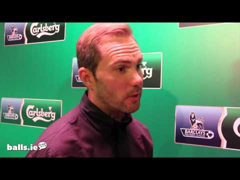 Balls on the Ground: Interview with Jason McAteer