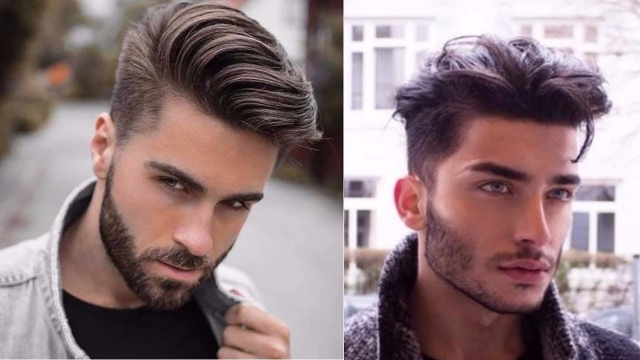 10 popular hairstyles for men 2018 | men's new haircuts 2018 | men's