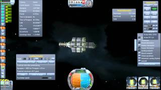 The Interplanetary Command Vehicle - Atmosphere Probes - Kerbal Space Program
