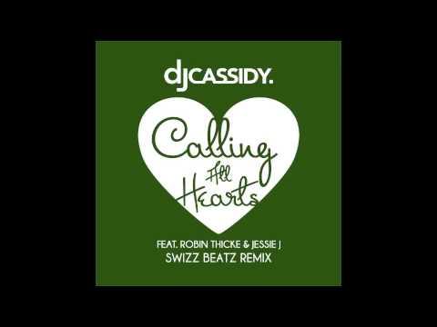 DJ Cassidy feat. Robin Thicke & Jessie J - Calling All Hearts (Swizz Beatz Remix)