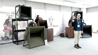 HIGH END 2019 MUNICH - THE WESTERN ELECTRIC HORNS HOMAGE TO DORIS DAY