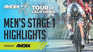 2019 Stage 1 Highlights - Presented by Amgen