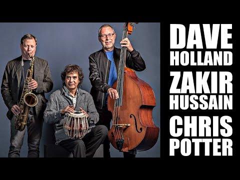 Dave Holland / Zakir Hussain / Chris Potter Trio - Heineken Jazzaldia 2018