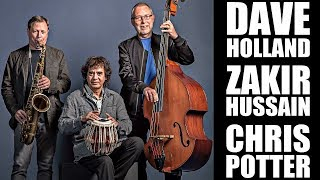 Dave Holland / Zakir Hussain / Chris Potter Trio - Heineken Jazzaldia 2018 Video