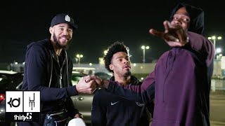 JaVale McGee's Parking Lot Chronicles Episode 6: Quinn Cook, Hai Lam, Coseezy, & KD