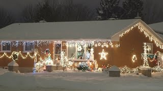 Here's the Sault's best Christmas lights
