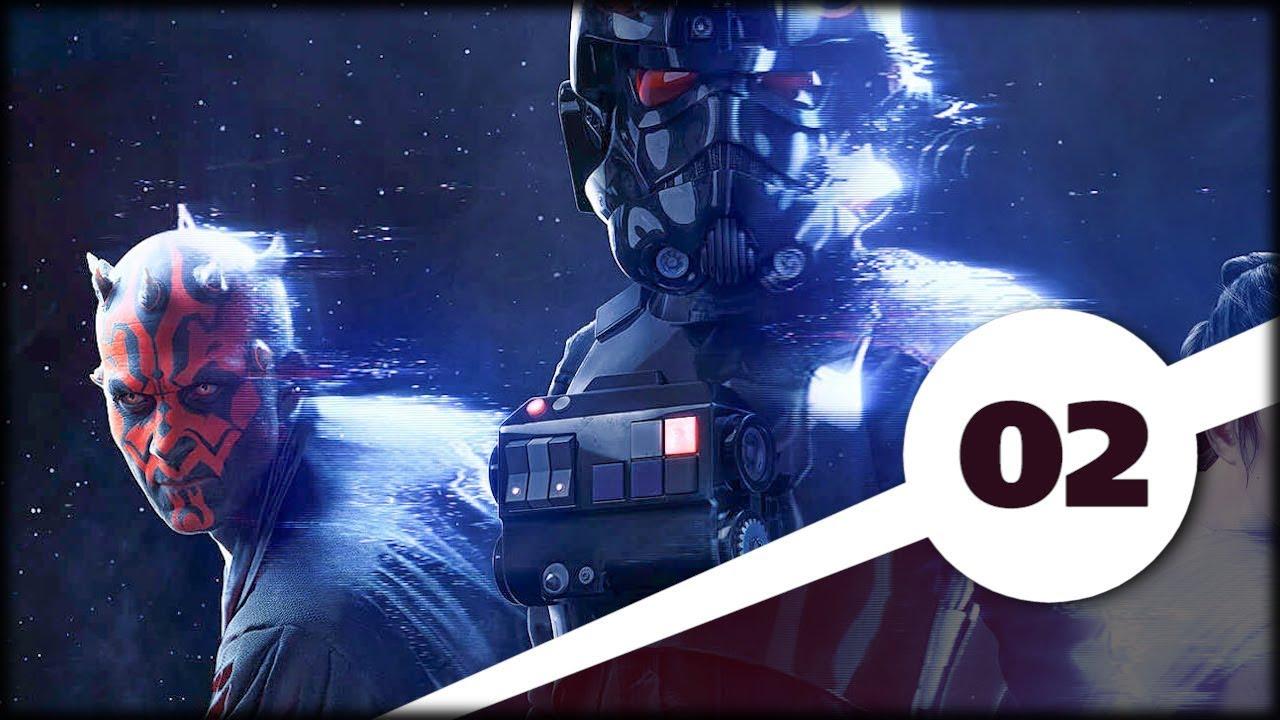 Star Wars: Battlefront 2 (02) Bitwy o Endor i Nieugięty