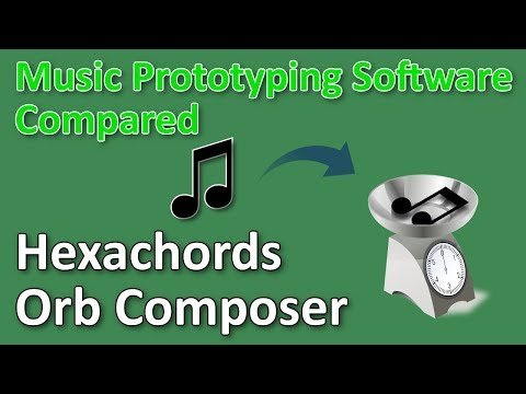 Music Prototyping Software Compared - Orb Composer