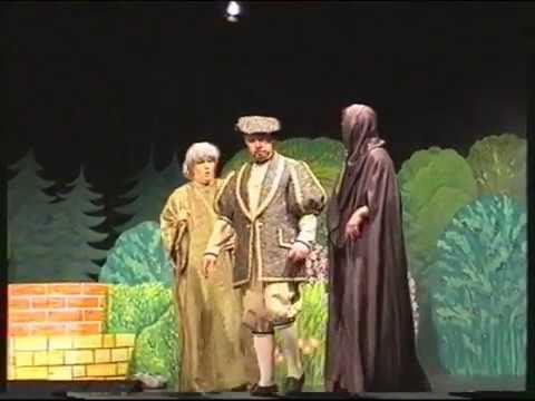 Der Froschkönig 1999 - Theaterverein Frankfurt
