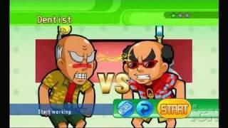 Help Wanted: 50 Wacky Jobs Nintendo Wii Video - Death by Dentist