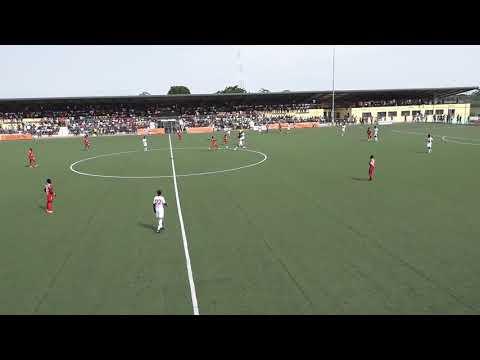 WAFA SC 1-1 Asante Kotoko Full Match - 2017/18 Ghana premier league