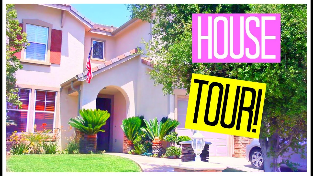 My house tour youtube for Video home tours