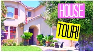 One of NikkiPhillippi's most viewed videos: MY HOUSE TOUR!