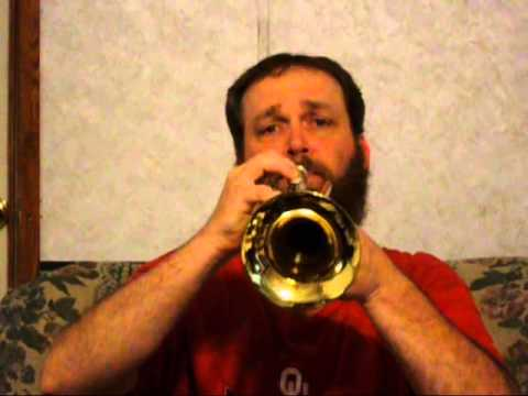 Christmas Songs on trumpet