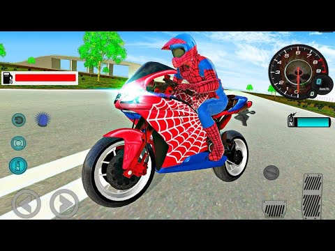 Örümcek adam oyunu Spider Rope Hero