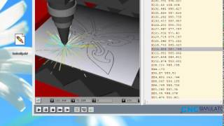 Drag and drop DXF files for instant CNC code!