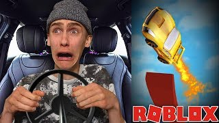HOW FAST CAN WE DRIVE?! Roblox