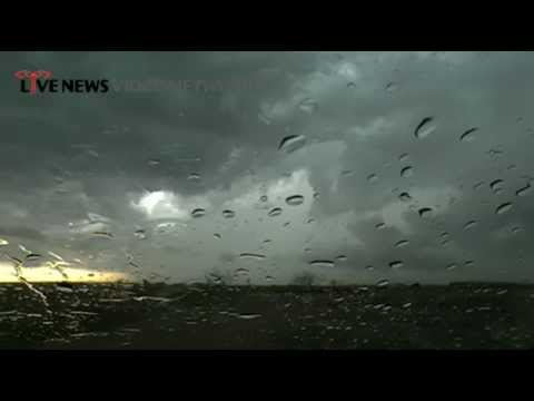 3/28/2014 Live Storm Chasing In Central...