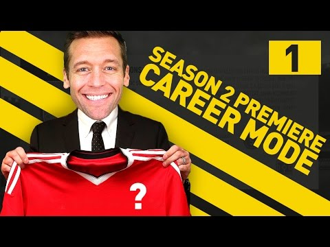 HERE WE GO AGAIN!!! - FIFA 17 Career Mode Season 2 Premiere!
