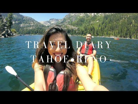 TRAVEL DIARY: Lake Tahoe & Reno