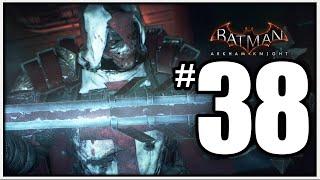 Batman Arkham Knight Walkthrough Part 38 - LOOSE ENDS - [Arkham Knight Gameplay 1080p PS4]