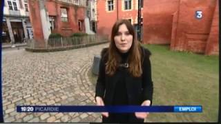France 3 Picardie - Reportage sur l'apprentissage / PROMEO, ITII