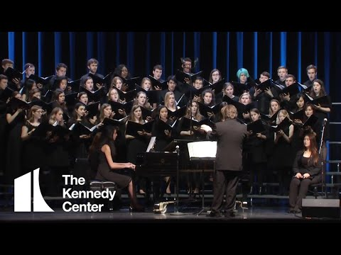 The Concert Choir of Georgetown University - Millennium Stage (February 24, 2018)