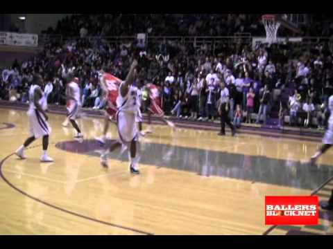 Marquis Teague & RJ Hunter's big flush on Ben Davis