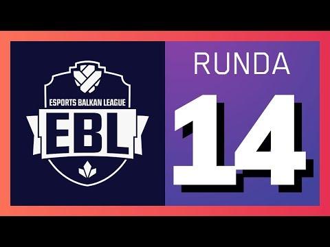 EBL LoL Runda 14 - ASUS vs X25 w/ Sa1na, Micko i Djordje Djurdjev