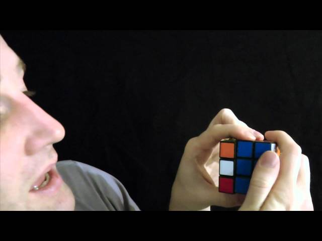 How to Cheat and Look Like You Can Solve the Rubiks Cube