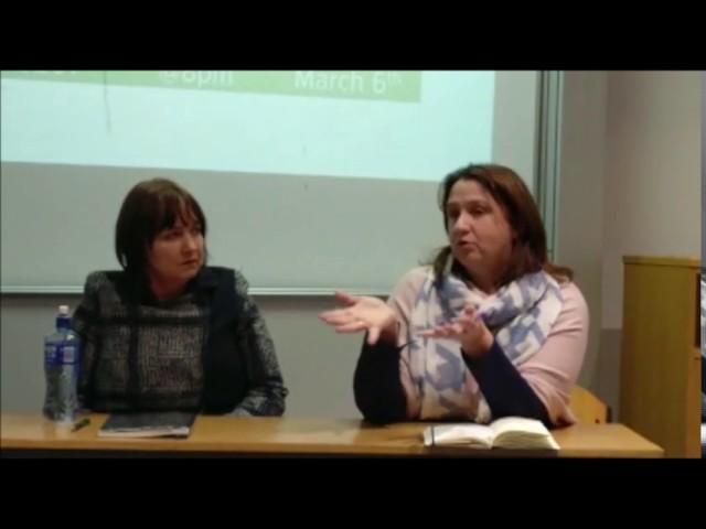 CdB - Women In Politics - Anne Rabbitte TD Speaks about a Highlight in her Career
