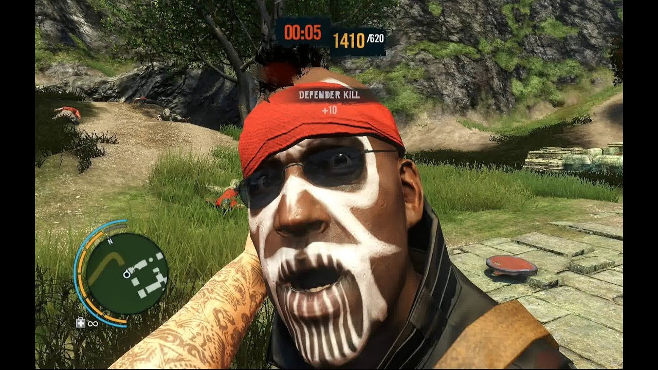 how to hack skills in far cry 3