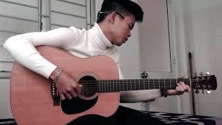 Đứa con tội lỗi - Cover guitar - Cường sẹo