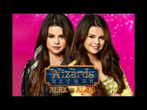 The Wizards of Waverly Place Return Alex vS Alex Algumas Fotos do Episodio!
