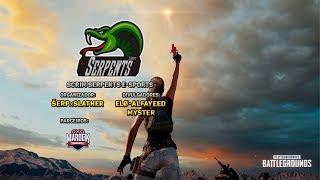 Scrim Serpents E-Sports [Edição 022] Partida 2