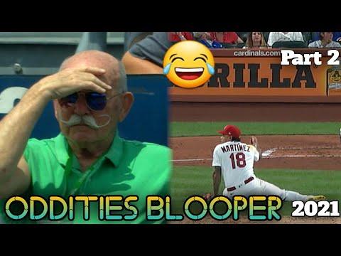MLB | Oddities Compilation 2021 Part 2