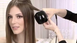 Простая завивка волос стайлером от ТД Грааль