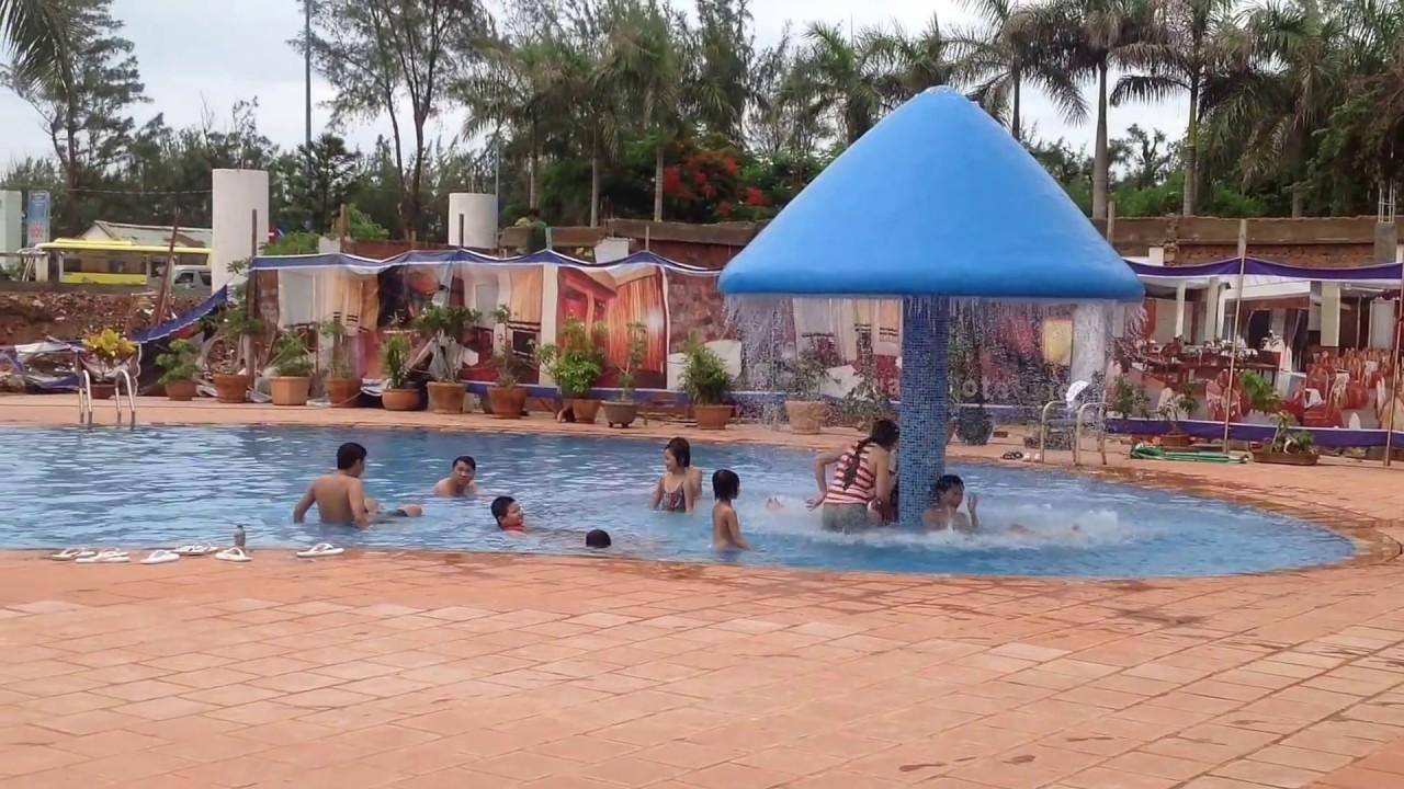 Hồ Bơi Khách Sạn Newwave Vũng Tàu – Thùy Vân Vũng Tàu