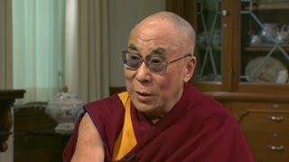 The Dalai Lama on George W. Bush